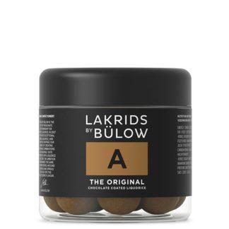 A - Lakrits & Choklad - Lakrids by Bülow, 125g