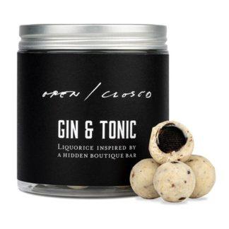 Gin & Tonic - Haupt Lakrits, 150 g