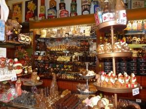 belgien choklad